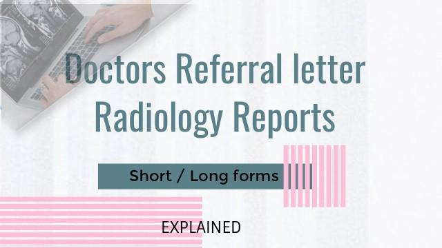 radiology-doctor-report-shot-form